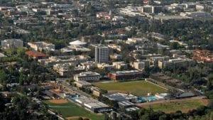 Caltech Aerial View